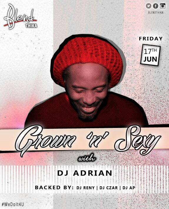 Events   Deejay Adrian